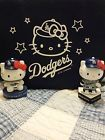 For Sale: SGA Tote plus SET of 2012 and 2013 Hello Kitty Los Angeles Dodgers Bobbleheads http://sprtz.us/DodgersEBay