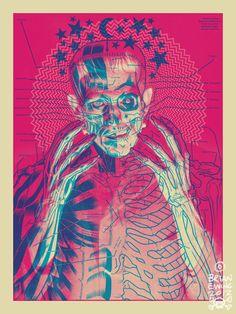 """""""Monster"""" Art Print by Brian Ewing, Frankensteins Monster, pop art."""