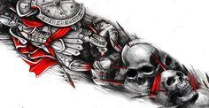 spartan 300 tattoo sleeve - Google-Suche