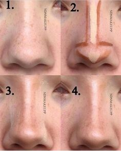 Nose contouring The post Nose contouring appeared fi.- Nose contouring The post Nose contouring appear. - Nose contouring The post Nose contouring appeared fi…- Nose contouring The post Nose contouring appeared first on makeup. Edgy Makeup, Makeup Eye Looks, Grunge Makeup, Cute Makeup, Pretty Makeup, Skin Makeup, Makeup Inspo, Makeup Inspiration, Makeup Ideas