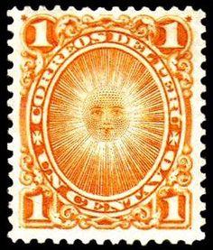 Coat of Arms - 1874 Escudo de Armas