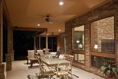 Plan 46052HC: Hill Country Home with Massive Porch