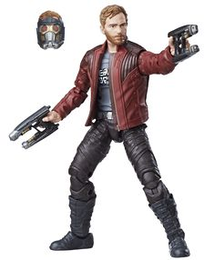 Preview of the Marvel Legends Guardians of the Galaxy Vol. 2 Peter Quill Star Lord!! :D #MarvelLegends #GuardiansoftheGalaxyVol2