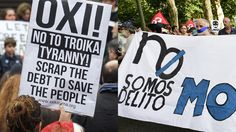 #AUSTERITY  Greece is clearest example that austerity doesn't work. July 24 2015