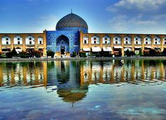 Top 10 Most Magnificent Mosques in the World - No 7. Shah Mosque, Isfahan, Iran.