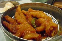 Dim Sum Recipes | Cooking with Leyla: Cantonese Chicken's Feet