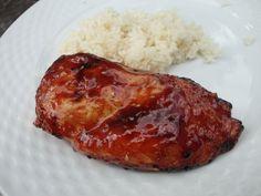 Asian BBQ Chicken