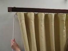 Image result for drapery styles-wave