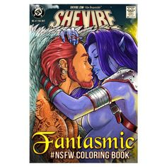 @SheVibe #Fantasmic #NSFW #Coloring #Book #Illustrated by #AlexKotkin #Edited by #SandraBruce #delveinto #mythos of #fairies #minotaurs #dragons #deepspace #nontraditional #catalysts of #orgasmicdesire #sexy #fantasy #inspired #imagery #otherworldly #erotica http://www.dallasnovelty.com/fantasmic-nsfw-coloring-book-illustrated-by-alex-kotkin-edited-by-sandra-bruce-kimberly-carroll