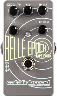 The Catalinbread Belle Epoch recreates the sounds and textures of the classic…