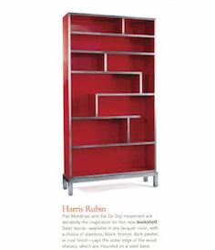 Harris Rubin #feature in Baltimore Style - 2013. Visit their website to see additional features and press. #TOWN #TOWNAZ #TOWNshowroom #TOWNstudio #interior #design #home #lifestyle #decor #interiordesign #furniture #red #color #detail