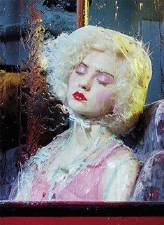 BY MILES ALDRIDGE for Vogue Italia