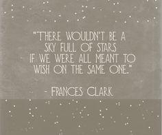 Inspirational Stars Wall Art Quote Print Motivational Art Print Sky Full Of Stars Gray Dorm Room Decor