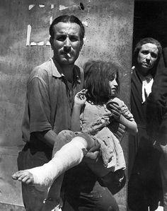 Robert Capa, Sicilia, vicino Troina, 1943