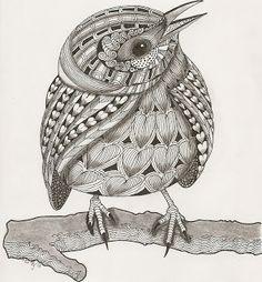 """""""Prairie Warbler"""" --by Adri of garderen template --by Ben Kwok"""