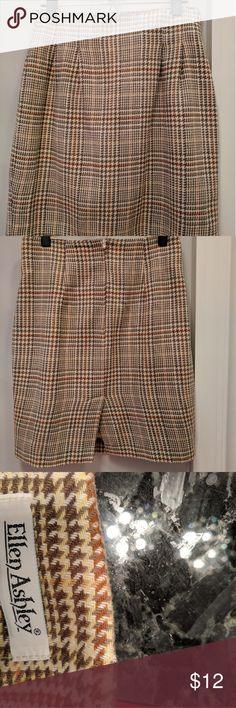 Women's Ellen Ashley vintage skirt Women's Ellen Ashley vintage skirt size 10 Ellen Ashley Skirts