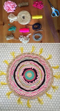 alfombra-tejida-materiales