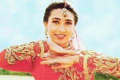 Karisma Kapoor so young