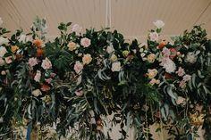 Hanging flowers - New Zealand Tehoro Kapiti wedding Wedding Reception Flowers, Wedding Set Up, Hanging Flowers, Beach Photos, Floral, Plants, Flowers, Planters, Flower