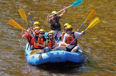 Gotta Visit: Zoar Outdoor Family Float Trip (Charlemont, MA)