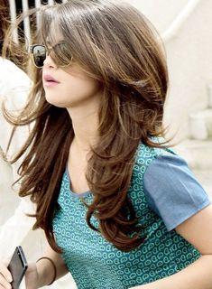 BEST IDEA LAYERED HAIRCUTS FOR LONG HAIR - Styles Art #WomenHaircutsBrunette