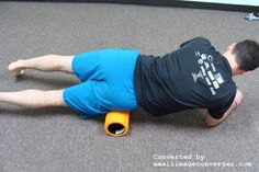 Self Myofascial Release Instructions Self-myfascial techniques are very simple to learn. To perform self-myofascial release you will need a foam roller and a small ball (such as a golf ball…