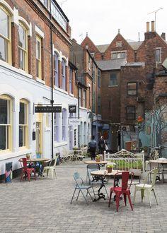 Cobden Chambers, Hockley, Nottingham