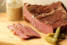 Click Pic for  50 St Patricks Day Food Ideas - Homemade Corned Beef | St Patricks Day Recipes