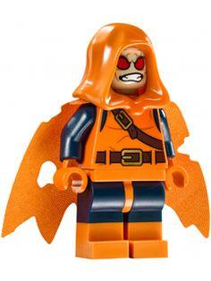 BrickLink - Minifig sh268 : Lego Hobgoblin (76058) [Super Heroes:Spider-Man] - BrickLink Reference Catalog