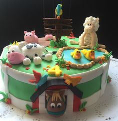 Torta granjera