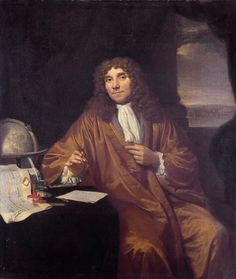 Antonie van Leeuwenhoek was a dutch scientist who developed several new therories about bacteria, which safed a lot of lives.