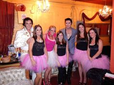 My Bachelorette Party with Elvis!!!