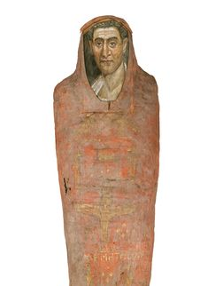 The 1st-century A.D. mummy of Demetrios, now at the Brooklyn Museum, was excavated from the Roman cemetery in Hawara, Egypt, in 1911. CT scans revealed that he, like a surprising number of other mummies from around the world, had signs of atherosclerosis.