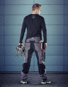 pantalon de travail, basket de sécurité, pull de travail, sweats de travail, mode workwear
