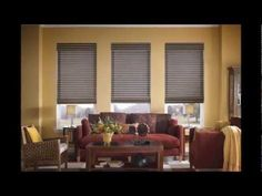 Interior Roman Blinds from Blinds By Derrick Sambrook - YouTube