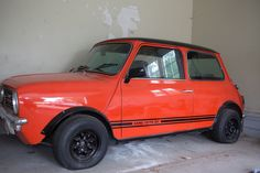 Bid for the chance to own a 1979 Mini 1275 GT at auction with Bring a Trailer, the home of the best vintage and classic cars online. Mini Clubman, Classic Cars Online, Nice Cars, Classic Mini, Inline, Motors, Ireland, Random Stuff, Twin