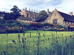 Oxford Monastery