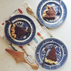 Nothing in the House: Katharine Hepburn Brownie Pie