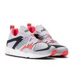 "Puma Blaze of Glory Trinomic ""Crackle Pack"" (Grey / Violet)"