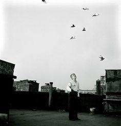 Eva Rhabarber (Photos vom jungen Stanley Kubrick, zu sehen noch...)
