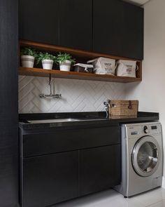 Ideas Exterior House Decorations Basements For 2019 Decor, Home, Laundry Design, Bedroom Design, House, Rustic Basement Bar, Modern Laundry Rooms, Room Design, Kitchen Furniture Design