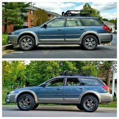 4 Inch Adf Lift Kit On A 05 Outback Subaru Outback Forums In 2020 Subaru Outback Offroad Subaru Outback Lifted Subaru