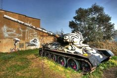 Echoes of war and conflict, tank graveyards and abandoned armoured battle vehicles linger across the world, from Kharkov and Kabul to Eritrea & beyond