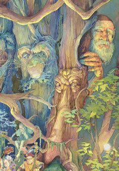 (Daniela) Gary  (Stati Uniti 1953), è un artista fantasy di fama mondiale, illustratore e acquarellista, i suoi libri d'arte brulicano di ...