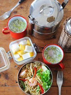 【ELLE a table】エスニック焼きそば弁当レシピ|エル・オンライン