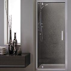 Ideal Standard Synergy Pivot Corner Alcove Shower Door 1000mm