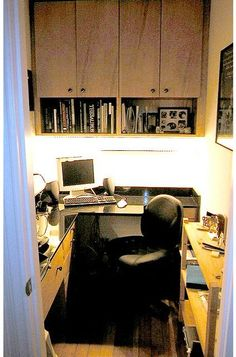 walk in closet office.  Office This Person Sacrificed A Walkin Closet To Be Able Have Some Scooting  Room With Walk In Closet Office S