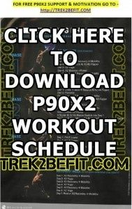P90X2 Workout Schedule jonathanregiste workout