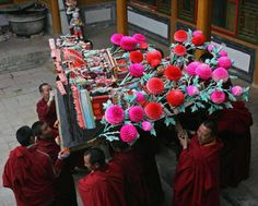 March 8, 2012: Chunga Choepa (Butter Lamp Festival, Tibet)