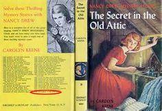 Nancy Drew Silhouette Nancy drew - a guide to the